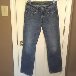 NWOT 28X30 AMERICAN EAGLE MEN'S JEANS STRAIGHT